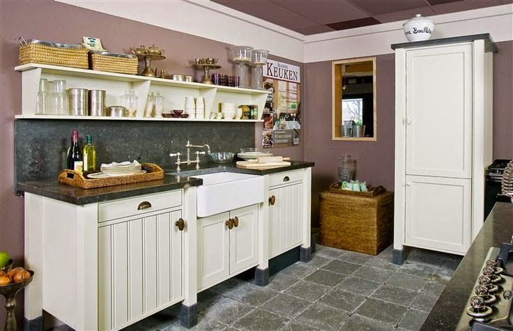 Kleine landelijke keuken fr belbin