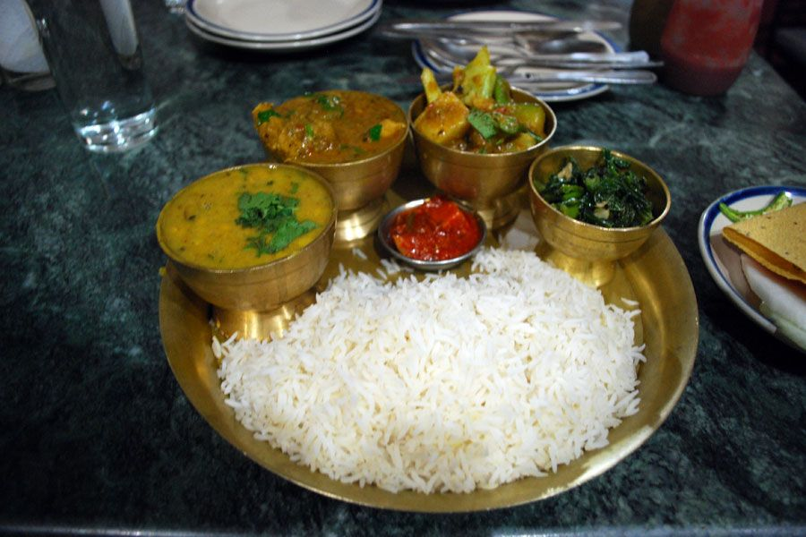 Dal Bhat, Nepali meal never the same, always good