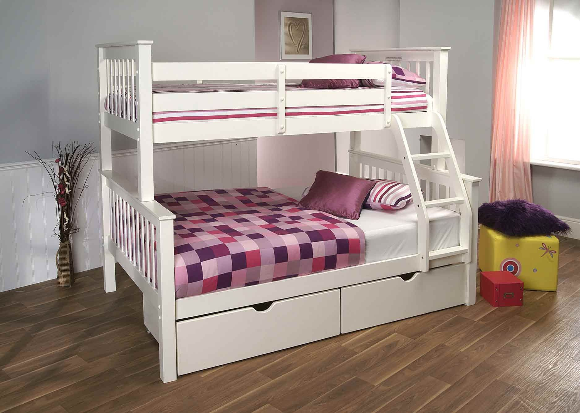 Corner twin loft bed  Pavo High Sleeper  Leoni and Carysu room  Pinterest