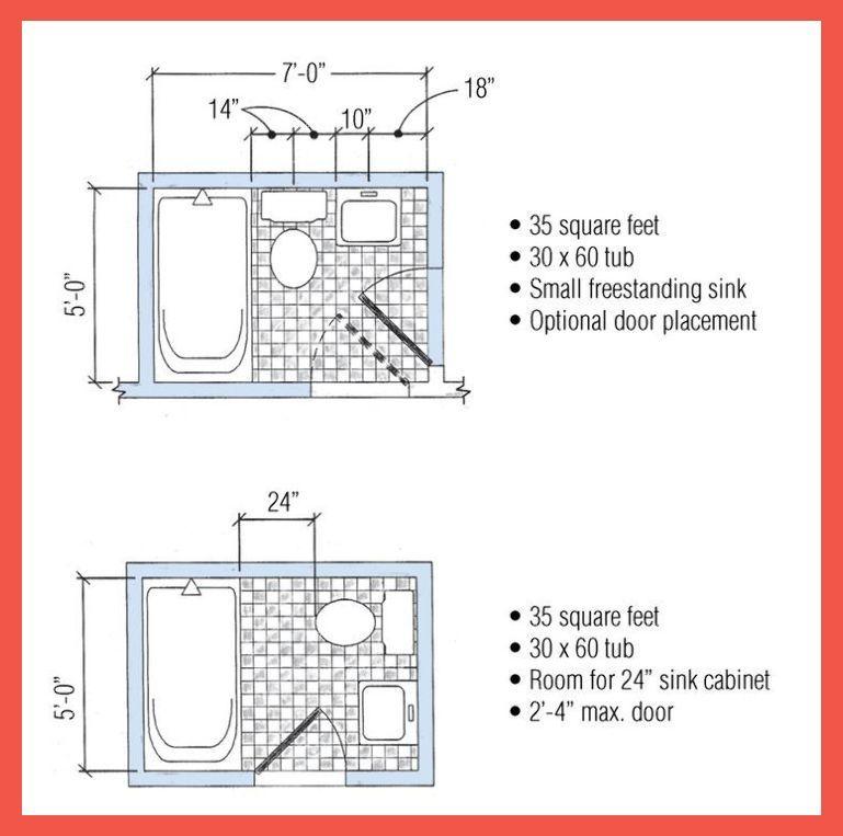 20 Design Ideas For A Small Bathroom Remodel Bathroom Remodels Ideas Bathroom Remodel 5x7 Bathroom Layout Bathroom Layout Small Bathroom Remodel