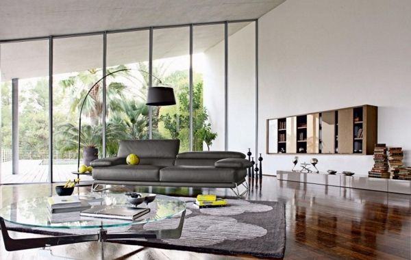 Wunderbar Moderne Wohnzimmer Möbel   Schone Dekor Und Layout