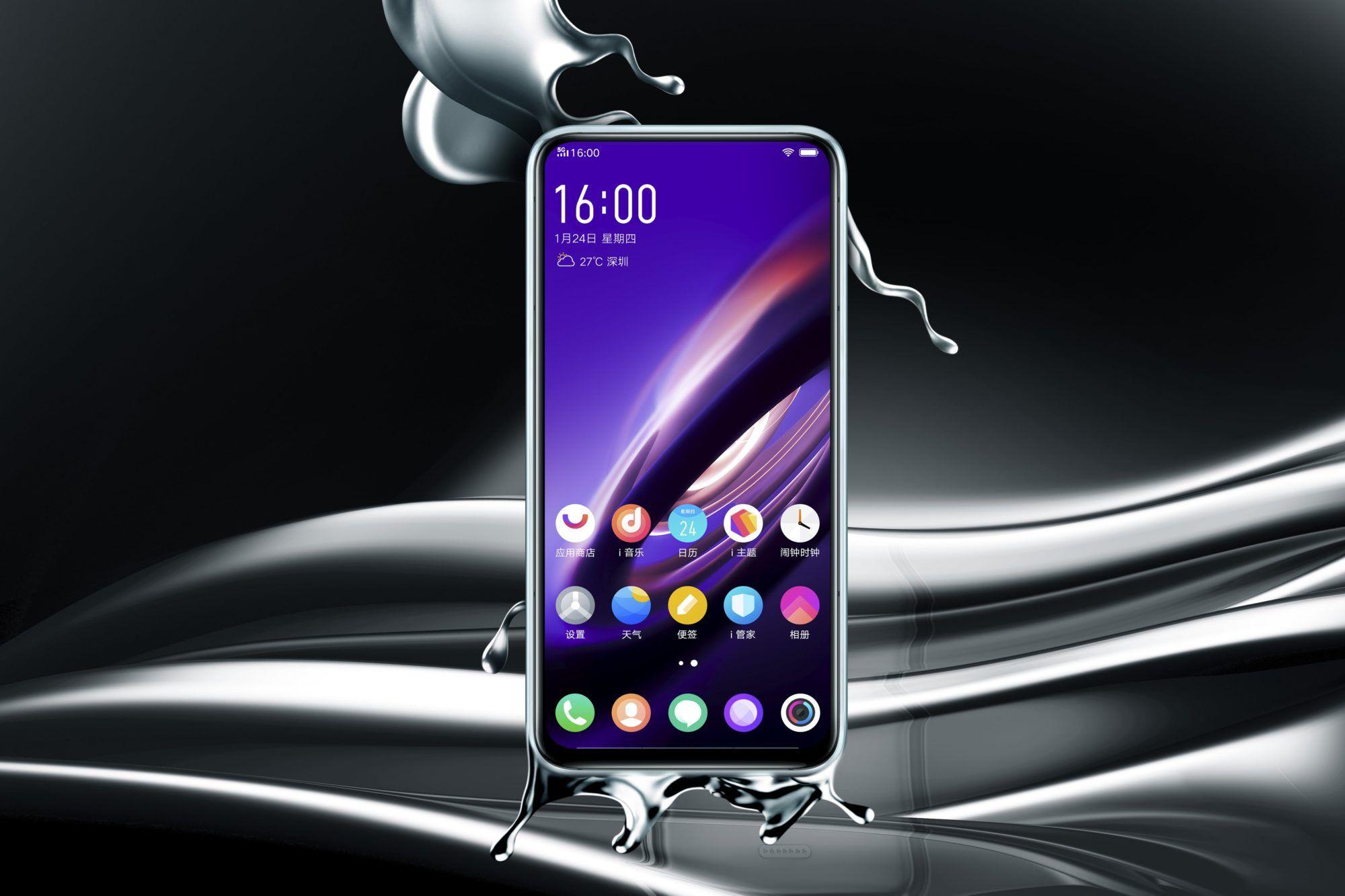 Vivo Unveils the New Futuristic APEX 2019 Concept