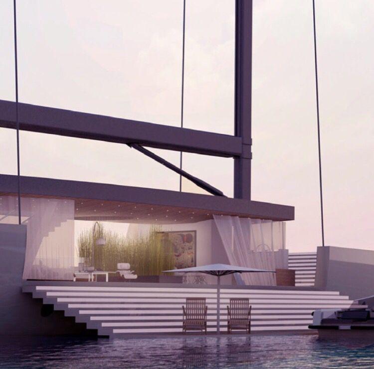 55 ketch sailing yacht, Salt design by Lujac Desautel