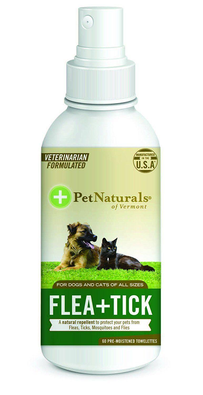 Flea Tick 8oz Spray For Dogs And Cats Flea Spray For Dogs Tick Repellent Flea Shampoo For Cats