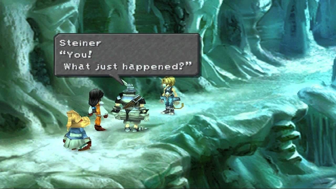 Pin On Game Final Fantasy Ix