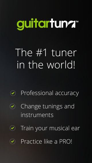 Guitar Tuna The Ultimate Free Tuner for Guitar, Bass and