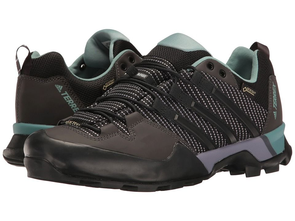 adidas Outdoor Terrex Scope GTX Women's Shoes Trace Grey/Black/Vapour Steel