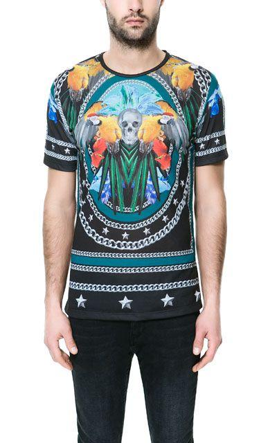 CAMISETA PRINT - Camisetas - Hombre  5206d291cf77