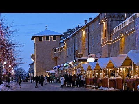 Repubblica di San Marino - Il Natale delle Meraviglie