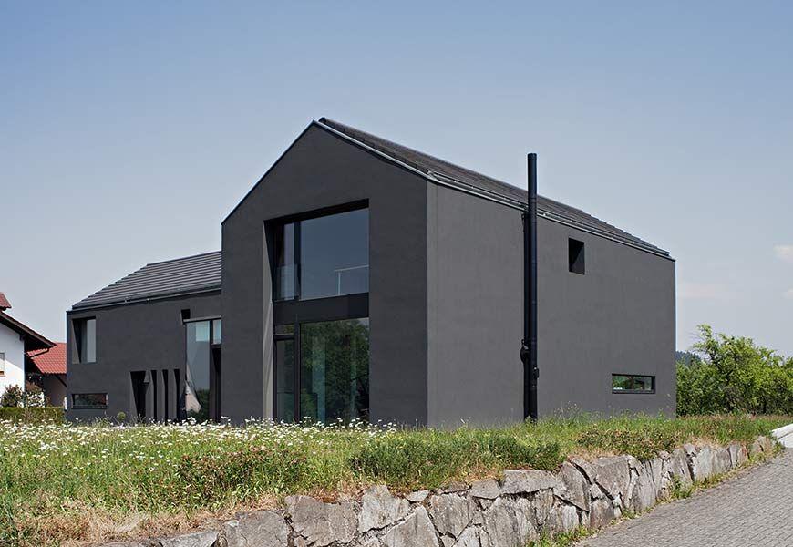 Neubau eines Einfamilienhauses mit Einliegerwohnung und