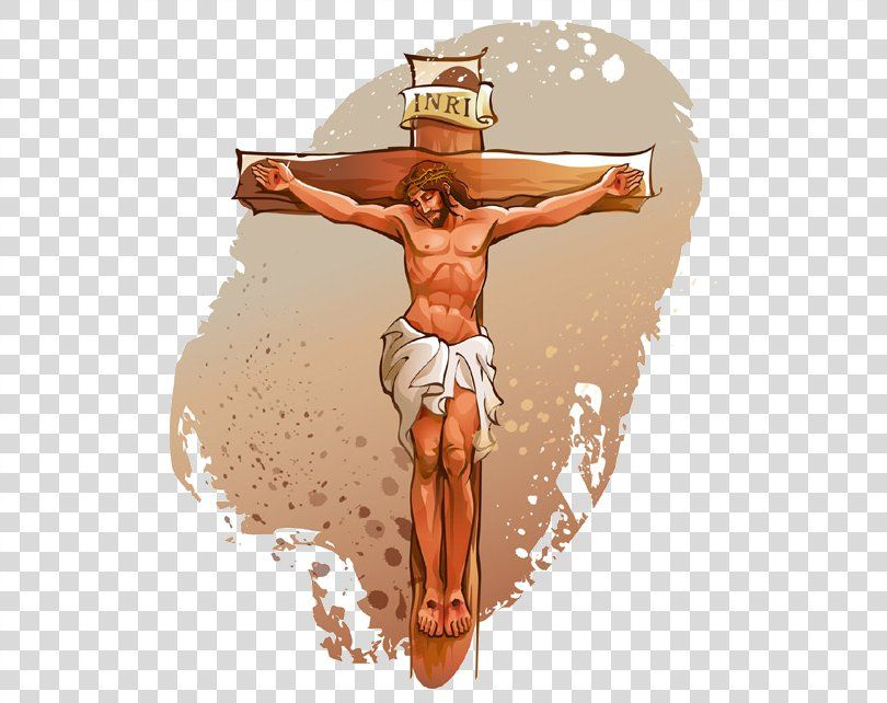 Crucifixion Of Jesus Cross Illustration Jesus Illustration Png Watercolor Cartoon Flower Fr Crucifixion Of Jesus Jesus On The Cross Jesus Cross Wallpaper