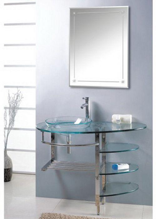 glass cabinet bathroom | glass cabinet - glass cabinet - bathroom ...