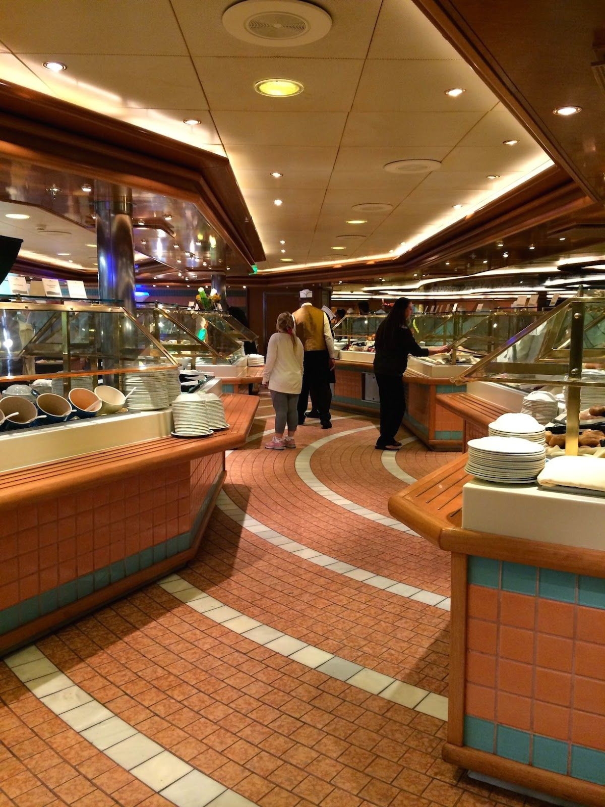 Princess Cruises Breakfast Buffet Princess Line And All