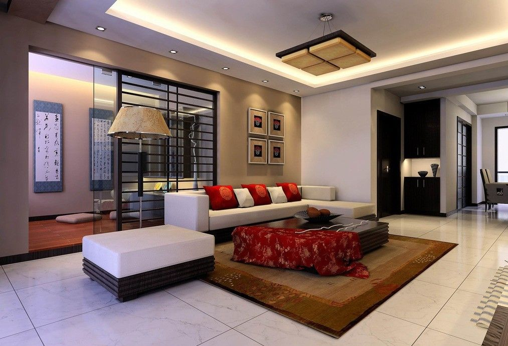 High Quality Modern Latest Ceiling Designs For Living Room Decorating Ideas Part 4
