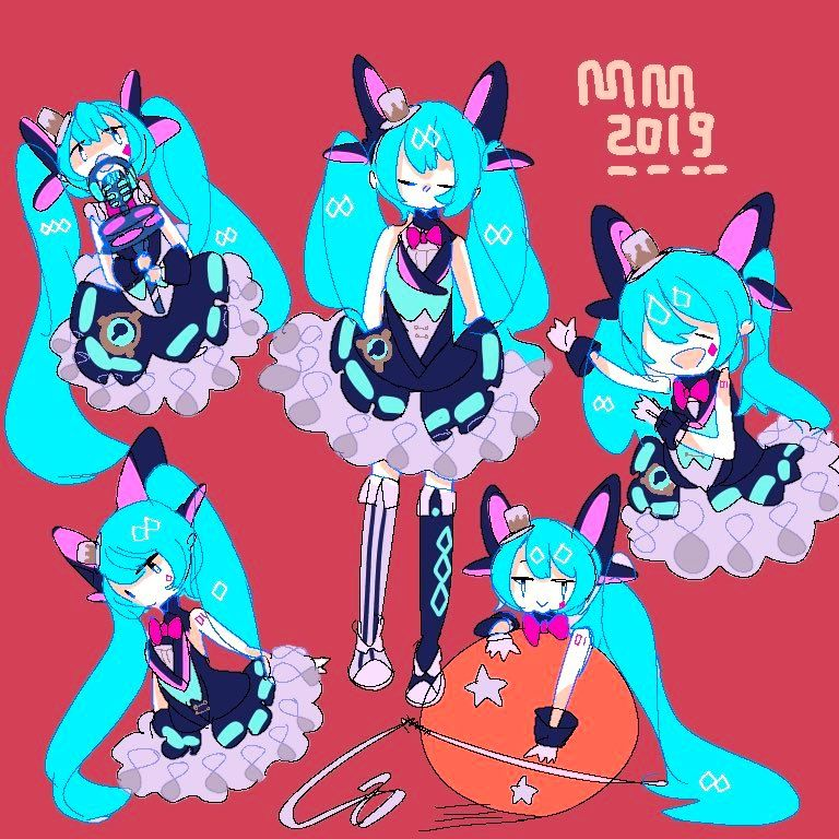 Pin by Noir on Hatsune Miku 初音ミク Anime
