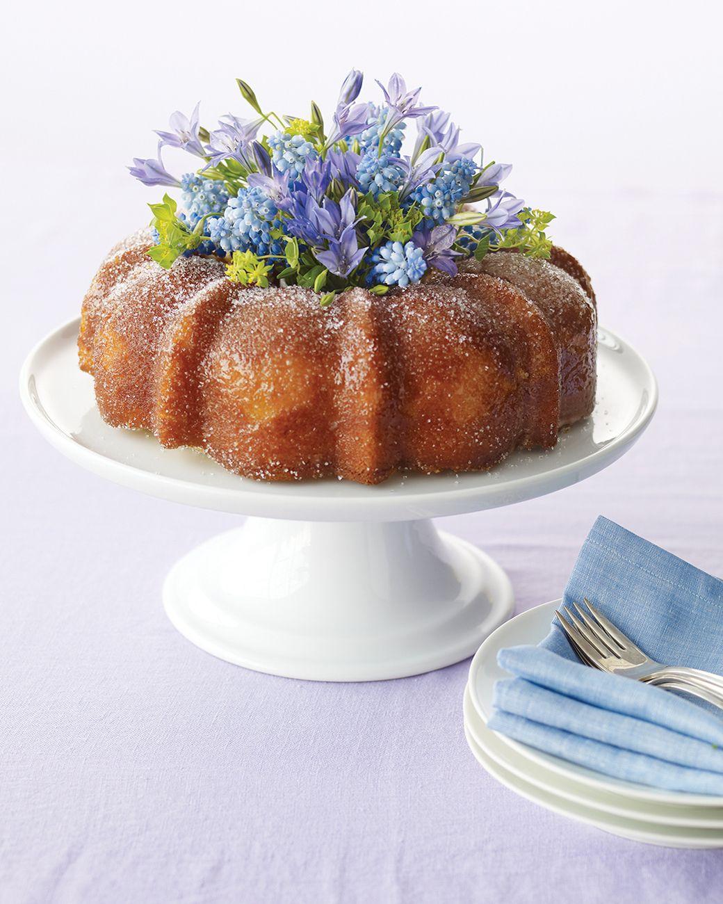 Bundt Cake Bouquet Centerpiece Cake Centerpieces Cake Bouquet Cake Decorating