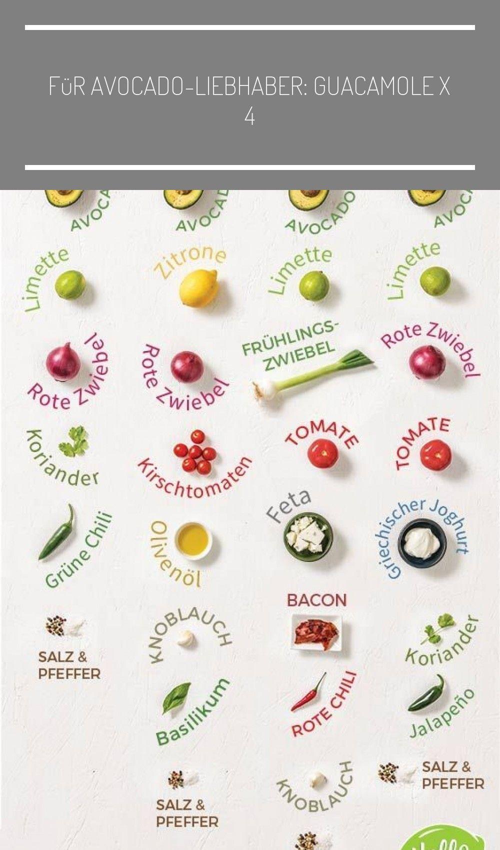 Rezept: Gaucamole selber machen - leckere Rezepte fpr Avocadocreme. Avocado zubereiten. Leckere Dip