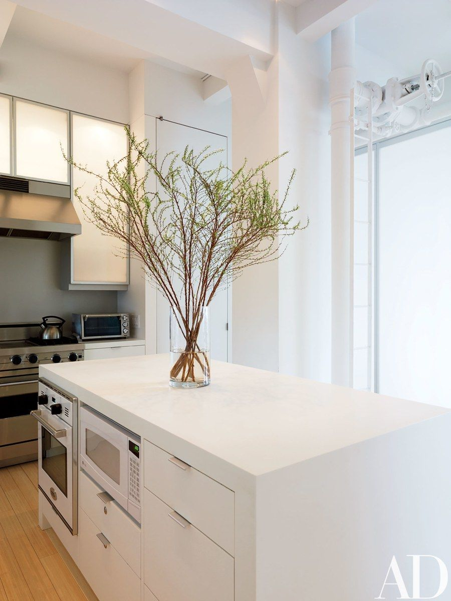 See How a Manhattan Loft Became a Flexible Living Space for a Young ...