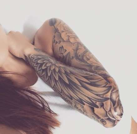 Photo of 40 Ideen für Tattoo Feder Arm Ärmel tat