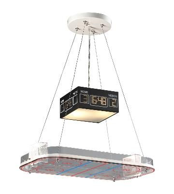 278 hockey light also at bed bath and beyond elk lightingkids
