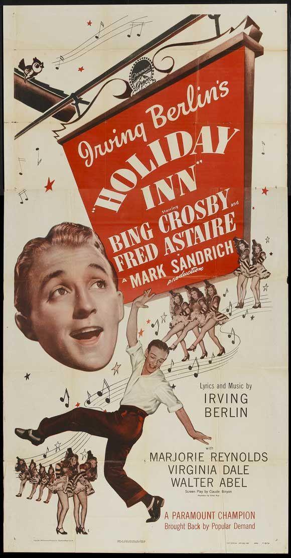 Holiday Inn 11x17 Movie Poster (1942) Classic movie