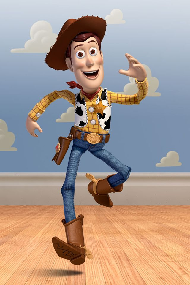 Nice Wallpaper For IPhone 5 Gudy toy story, Fondos de