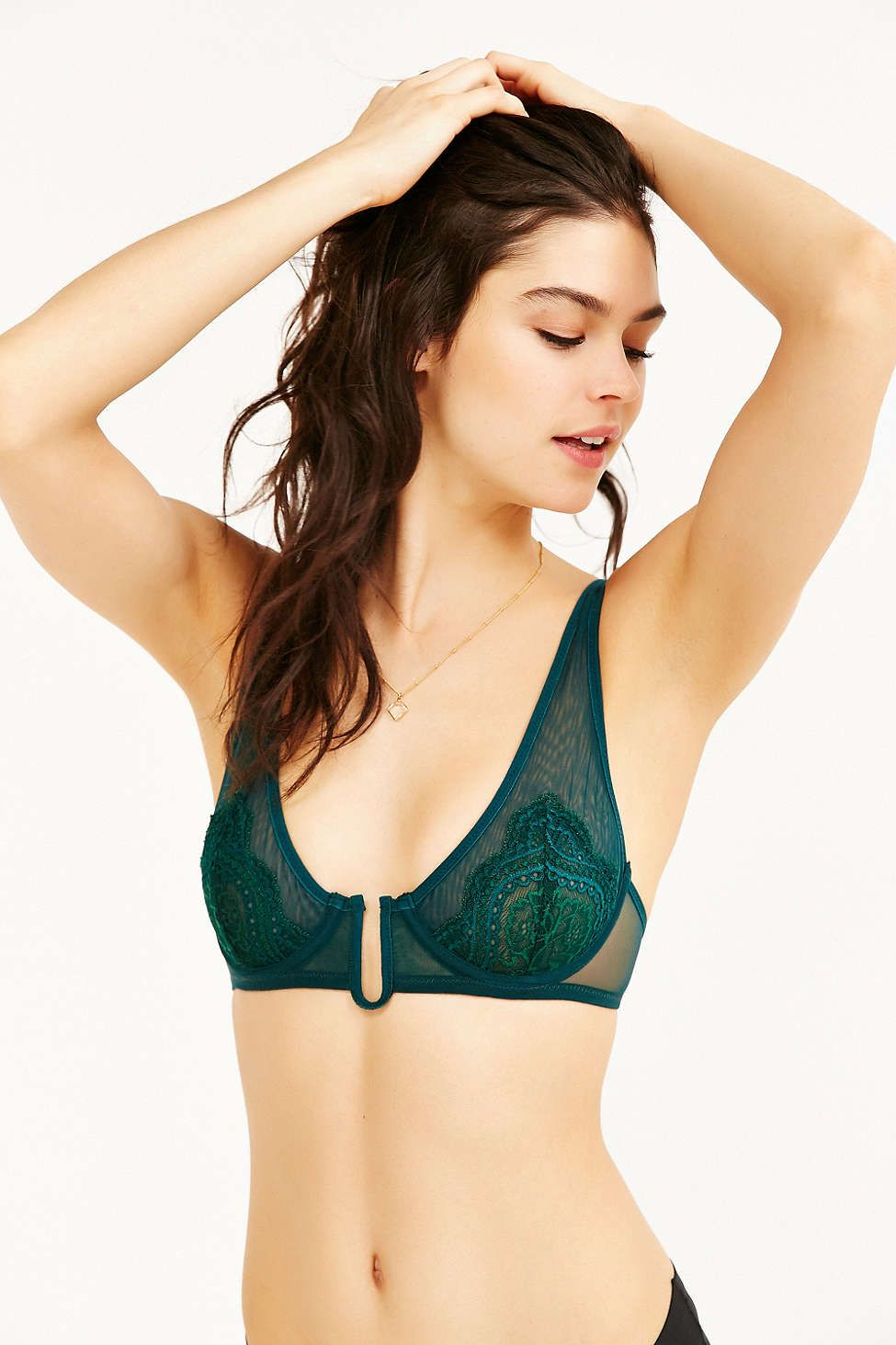 6a5e6c2245816 Out From Under Joanna Deep U Underwire Bra