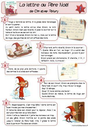 La Lettre Du PèRe Noel La lettre au Père Noël   Lettre pere noel, Calendrier de l'avent