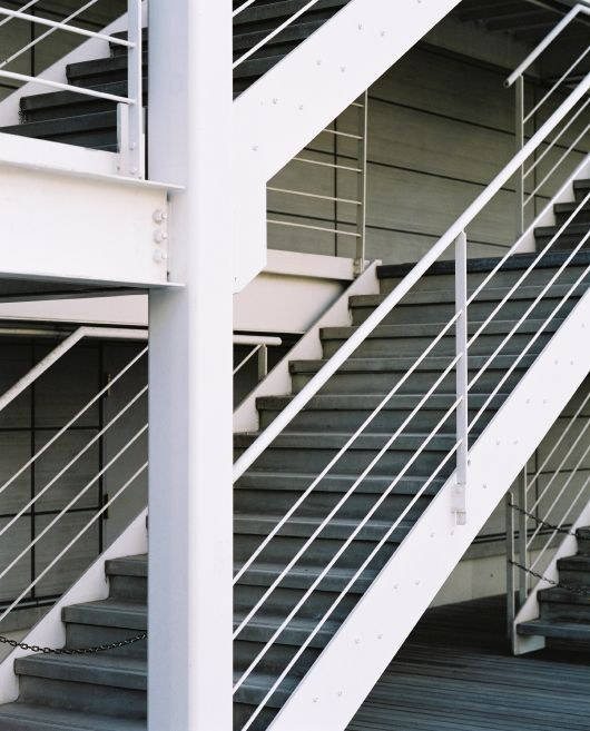 Stairs, Japan, 2014 - Jean-Baptiste Sinniger / Journal