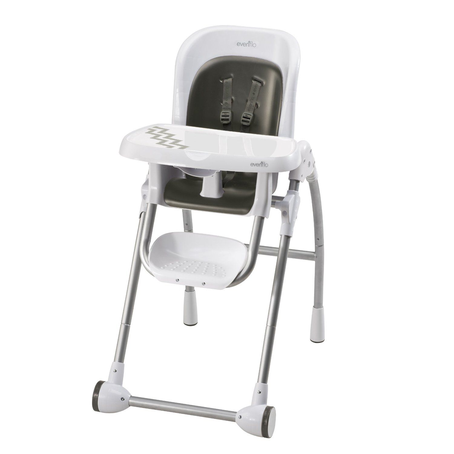 Evenflo Modern Kitchen High Chair In Sante Fe Sunset $59 reg $99
