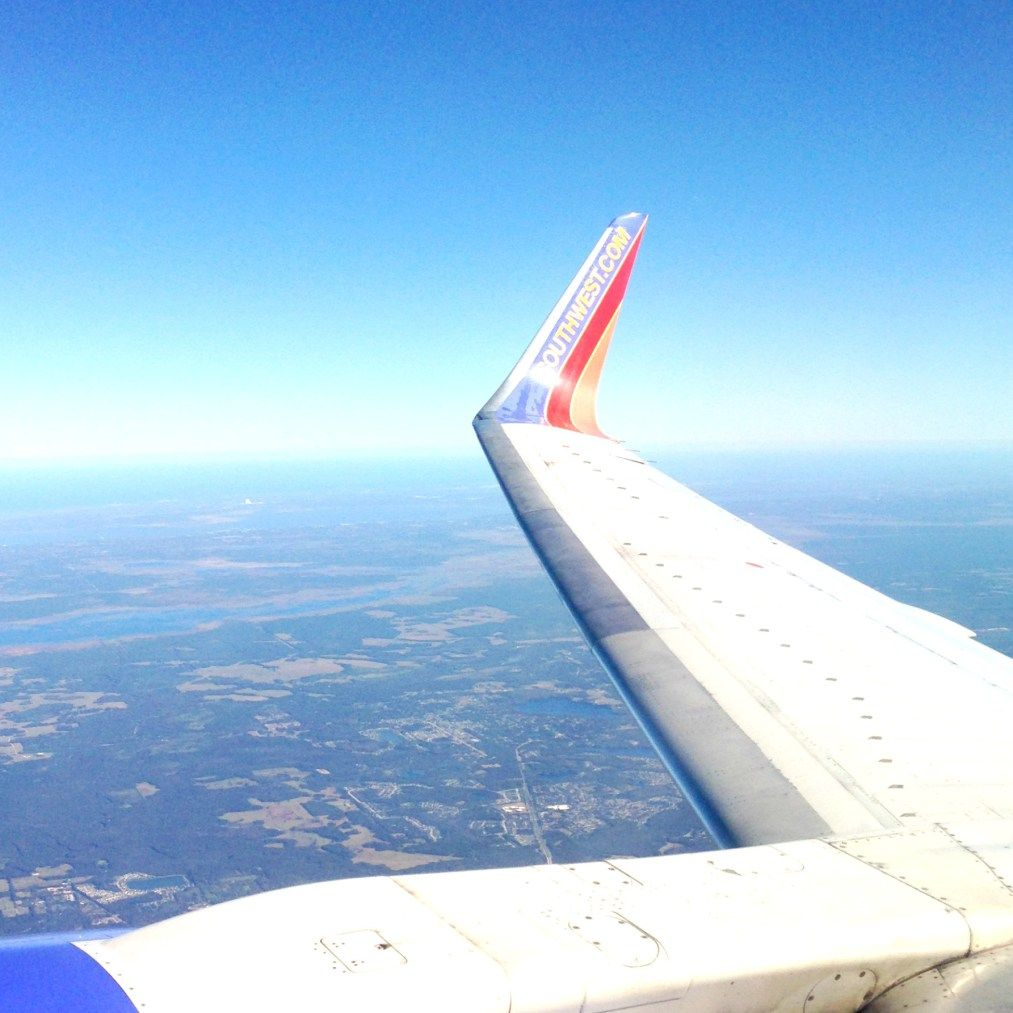 How I Fly to Disney World For (Almost) Free on Southwest