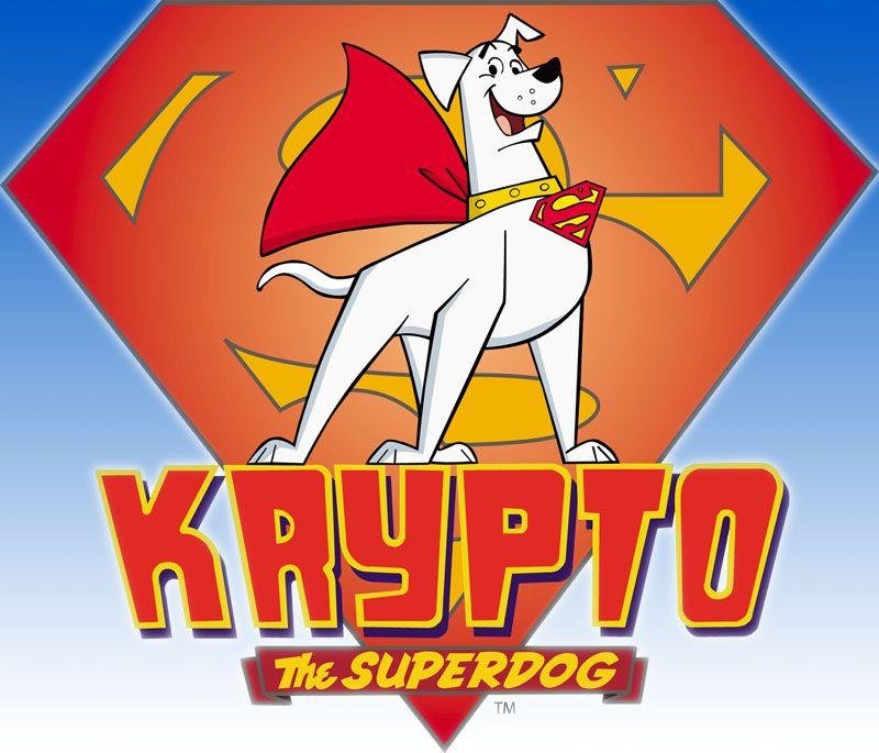 Super Kopek Kripto Oyunu Kural Oyun Famous Cartoons Cartoon Dog Cartoon