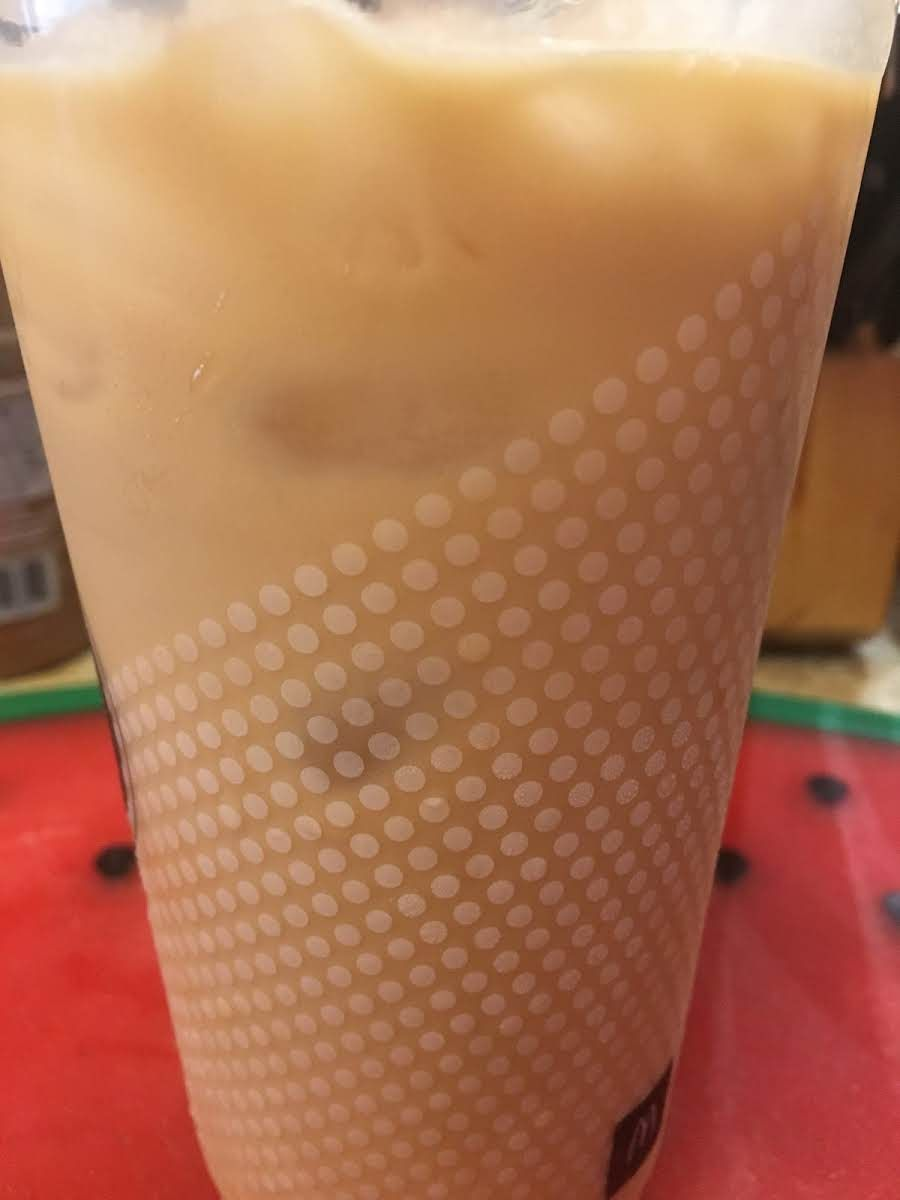 Copycat sugarfree vanilla iced coffee recipe vanilla