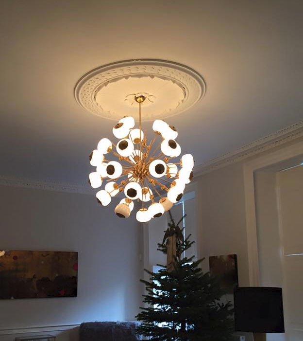 Stunning New Lighting Installed In Edinburgh Home By Capital City  Electrical   Http://