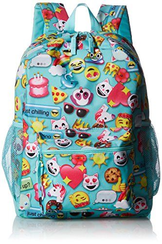 a4def7b0dd7e The Children s Place Girls  Emoji Backpack