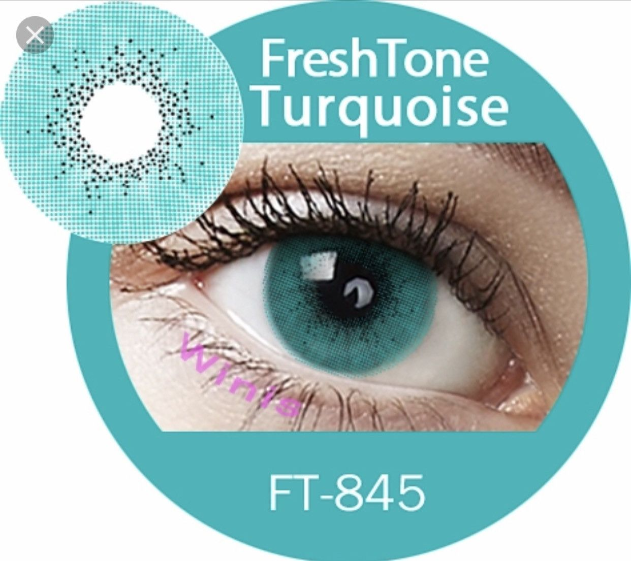 turquoise color contacts out of stock color contacts