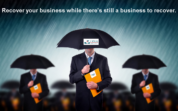 Recover your business while there's still a business to
