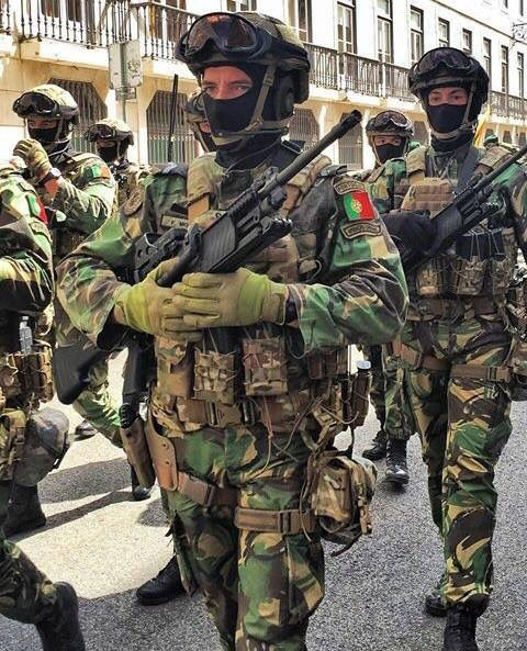 big sale 8c546 96c2e Portuguese Special Operations Detachment.  DOE  Rangers Military Men, Military  Special Forces,
