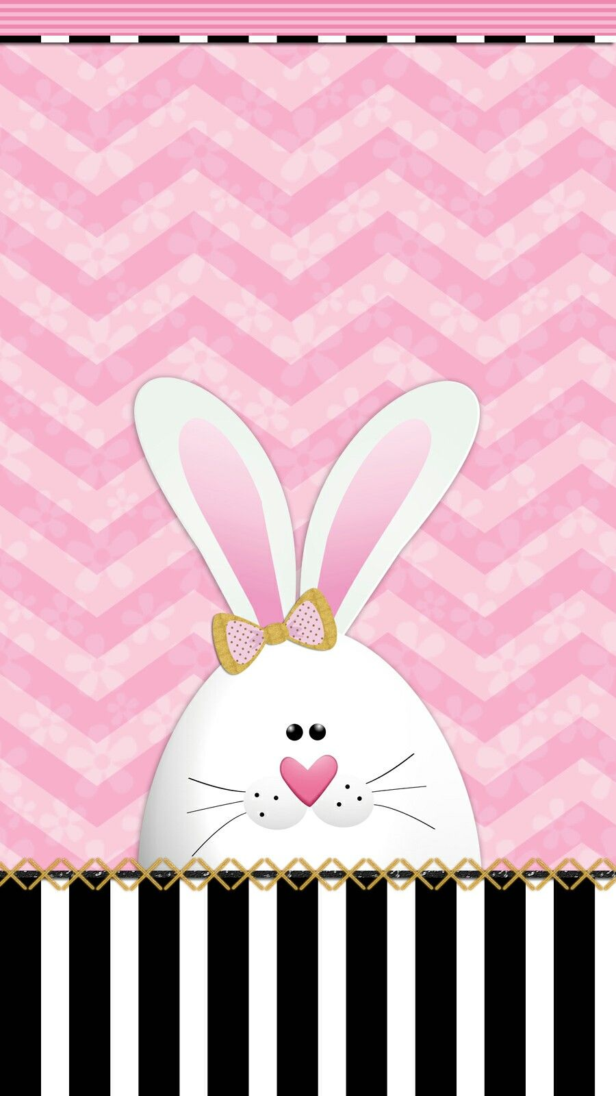 Easter Bunny Wallpaper Iphone Easter Wallpaper Spring Wallpaper Cute Home Screen Wallpaper