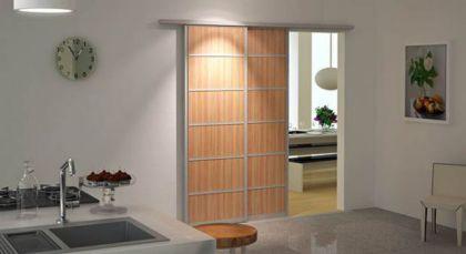 deineSchiebetür.de Klassische Türen können durch Schiebetüren aus ...