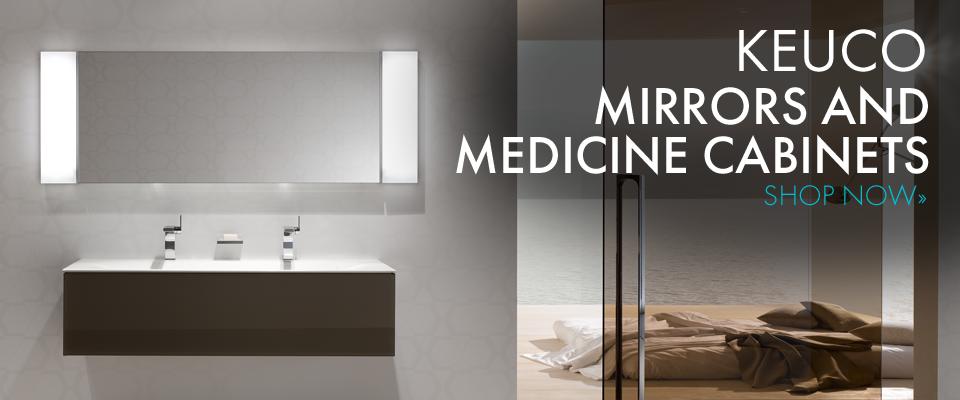 Shop Keuco Modern Mirrors And Medicine Cabinets | Exclusivly At YBath