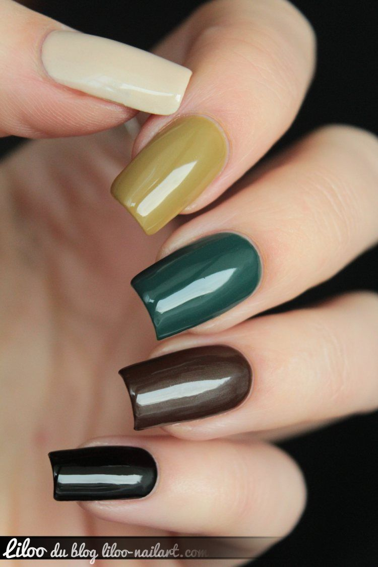 kit camouflage nail art lm cosmetic | Awesome nails | Pinterest