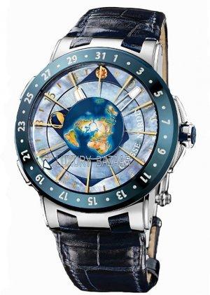 Replica Ulysse Nardin Moonstruck (Platinum   Leather) 1069-113  1307185025   -  199.00   5watches5.com, panerai watches,Omega replica,replica rolex,Top  ... 4b141446cf6