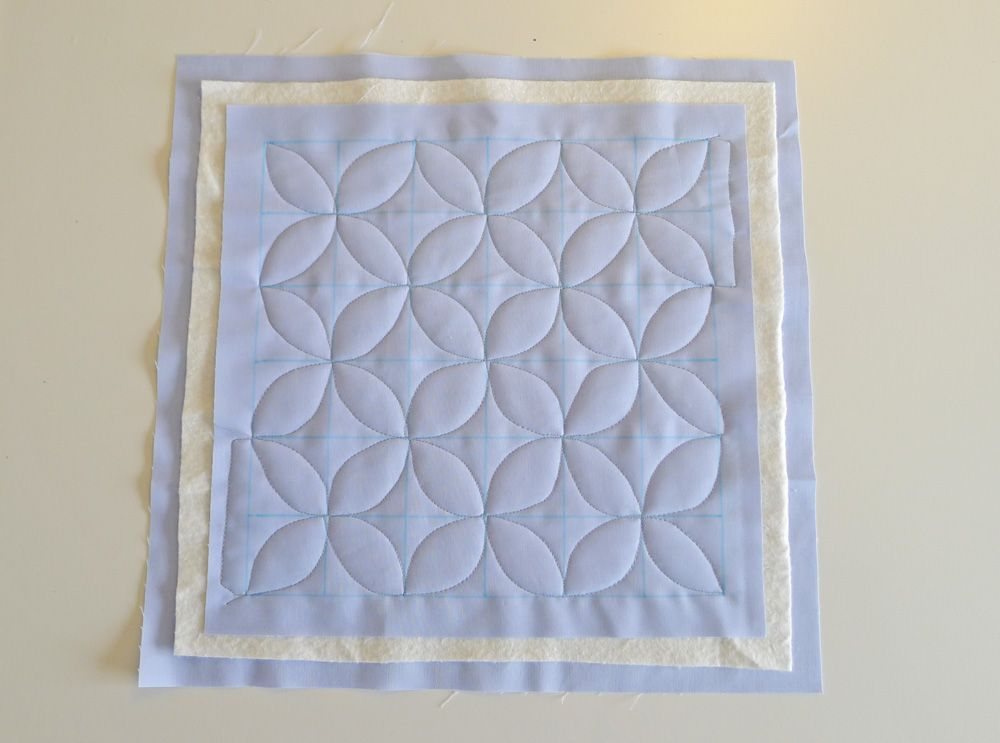 Machine Quilting Templates for Beginners posted on april 2 2012 by themodernquiltguild ...