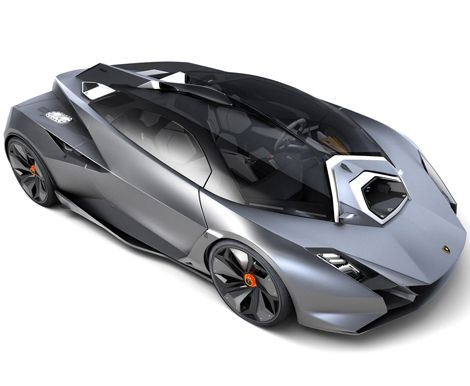 Lamborghini Perdigon by Ondrej Jirec