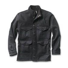 View the Greenwood Wool Jacket SF
