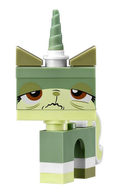 LEGO Unikitty TV Series Happy Unikitty Minifigure 41451 Mini Fig