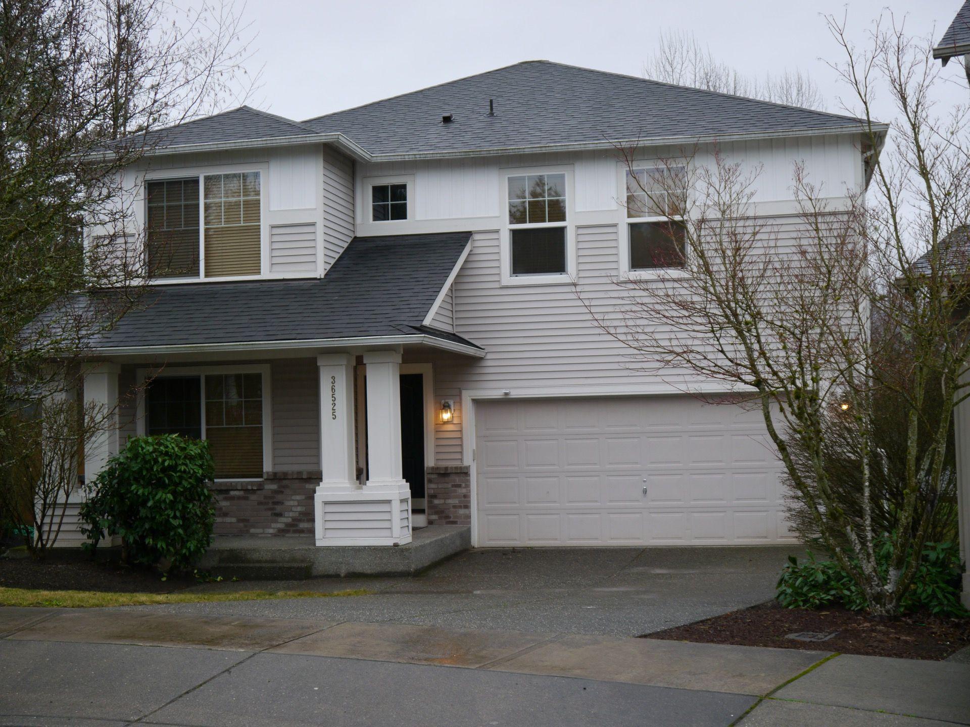 Fantastic 4 Bedroom Rental in Snoqualmie Ridge New homes