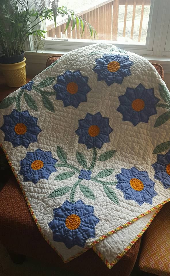 Pin von Erika Blocher-Weaver auf Beautiful Quilts | Pinterest ...