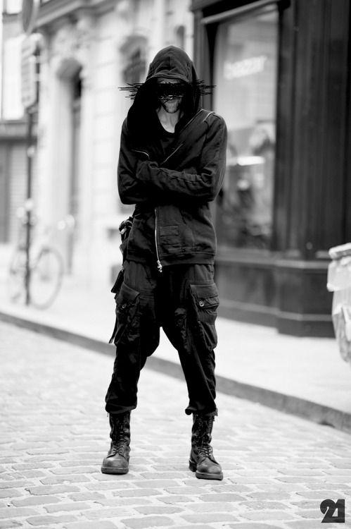 Deathgazer Avant Garde Fashion Blog Click Here For More